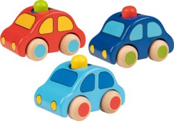 266-55011 Schiebefahrzeuge mit Hupe Goki