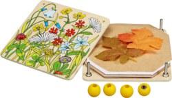 266-58603 Blumenpresse Frühlingswiese Go