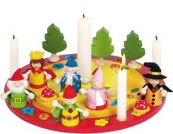 266-60993 Geburtstagskranz mit Figurense