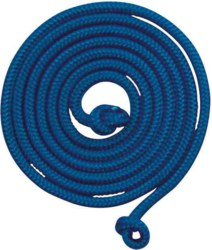 266-63923 Springseil, blau 2,5m Goki, ab