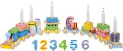 266-GK106 Geburtstagszug Goki, Lok mit 7