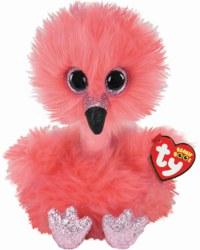 268-37401 Flamingo - Franny, 24 cm TY, P