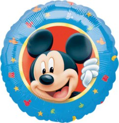 270-1095801 Folienballon Mickey Mouse