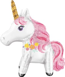 270-3688701 Folienballon Magical Unicorn,
