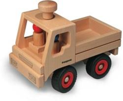 305-1002 Holz Unimog-Basismodell Fagus