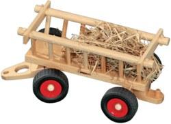 305-1023 Holz Heuwagen Fagus ab 1 Jahr