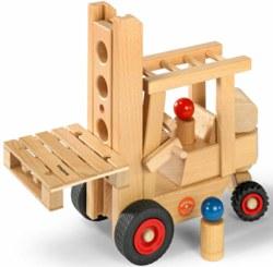 305-1043 Holz Gabelstapler Fagus ab 1 J