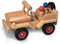 305-1075 Holz Jeep Fagus ab 1 Jahr Kind