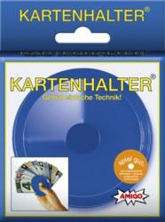 307-04921 Spielkartenhalter (Blau)