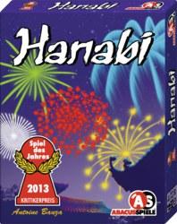307-18122 Hanabi Spiel des Jahres 2013 A