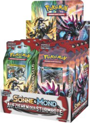 307-25925 Pokemon - Sonne & Mond 04 Them