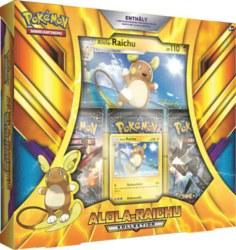 307-25961 Pokemon Alola-Raichu Kollektio