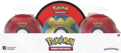 307-25983 Pokemon 1 Poke Ball Tin Box DE