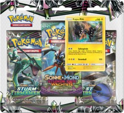 307-45046 Pokemon Sonne & Mond 07, 3-Pac