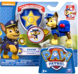 307-64429 Paw Patrol - Chase Action Pack