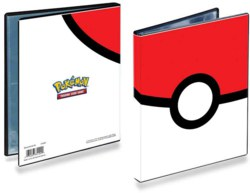 307-85247 Pokemon Pokeball 4-Pocket Port