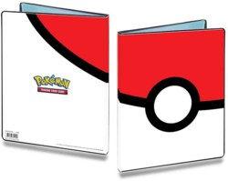 307-85248 Pokemon Pokeball 9-Pocket Port