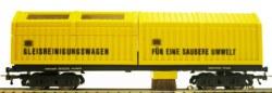 311-8830 Gleisstaubsauger, AC / DC mit