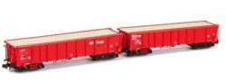 312-H23413 2er Set Tamns 893 der DB Cargo