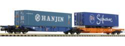 312-H2375010 Containerwagen Bauart Sdggmrs7