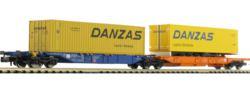 312-H237503 Containerwagen Bauart Sdggmrs7