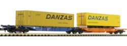 312-H237504 Containerwagen Bauart Sdggmrs7