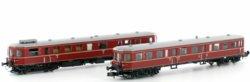 312-H2685 Dieseltriebwagen (2. - 3. Klas