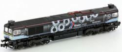 312-K10832 Diesellokomotive Class 77 der