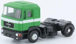 312-LC40521 MAN F90 Zugmaschine, grün Mini