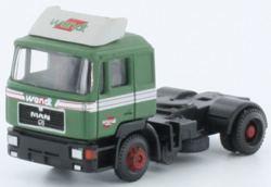 312-LC40541 MAN F90 Zugmaschine Wandt