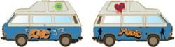 312-LC4336 Volkswagen T3 Westfalia Camper