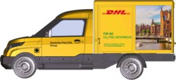 312-LC4555 Streetscooter Work DHL Hamburg