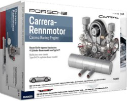 312-LC67550 Porsche Carrera-Rennmotor 4-Zy