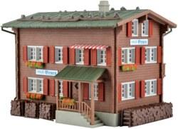 315-38031 Alpen-Wohnhaus Ernen