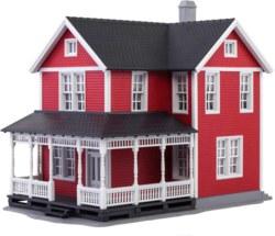 315-38840 Schwedenhaus Kibri Miniaturmod