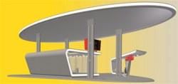 315-39006 Hauptgebäude Busbahnhof Halle/