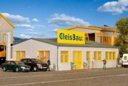 315-39325 Werkskantine GleisBau AG Kibri