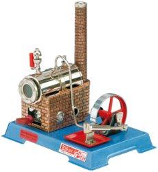 316-00006 Dampfmaschine D 6 Wilesco, Mes