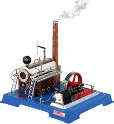 316-00020 Dampfmaschine D20 Wilesco, Mes