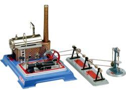 316-00165 Dampfmaschine. Sparpaket Wiles