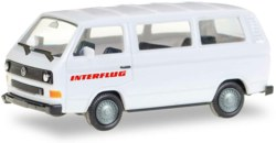 317-094658 VW T3 Bus Interflug  Herpa Min