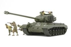 318-300035319 WWII US Panzer T26E4 Super Per