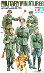 318-300035320 1:35 WWII Figuren-Set Deutsche