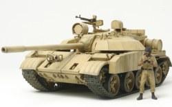 318-300035324 Irak Kampfpanzer T-55 E Tamiya