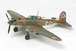318-300060781 II-2 Stormovik Luftfahrt Tamiy