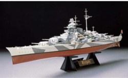 318-300078015 Deutsches Kampfschiff Tirpitz