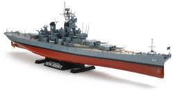 318-300078028 US Kampfschiff New Jersey BB-6