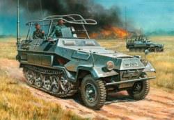 318-500783604 WWII Mittlerer Funkpanzerwagen