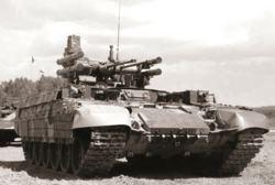 318-500783636 BMPT Terminator Zvezda Model