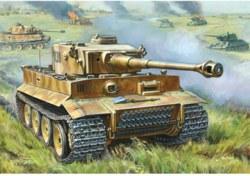 318-500783646 Tiger I Zvezda Modellbausatz,